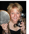 Congratulations to Jayne Corrigan, winner of the Bristol Society of Magic's Stage Competition and 'Parker Cup for Comedy' at The Bristol Society of Magic's ... - 0567_j