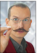 German Magician, Axel Hecklau, creator of 'Newsflash', 'Just A Cup' and 'Spoonaround' will be touring the UK for the first time in September 2014, ... - 0595_axel